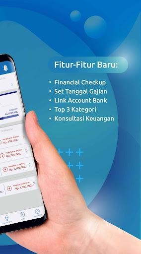FUNDtastic - Aplikasi Keuangan Pribadi Preview 1