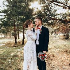 Wedding photographer Evgeniy Morzunov (Morzunov). Photo of 07.02.2018