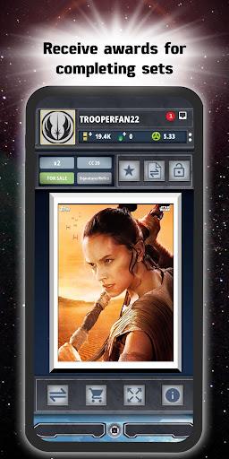 Star Wars™: Card Trader by Topps screenshot 3