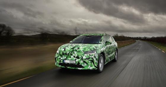 Saveauto Skoda prepara la llegada de su primer modelo SUV electrificado