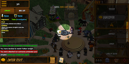 Town of Salem - The Coven 3.0.6 screenshot 2093909