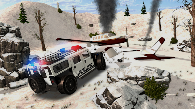 Police Car Chase - Cop Simulator