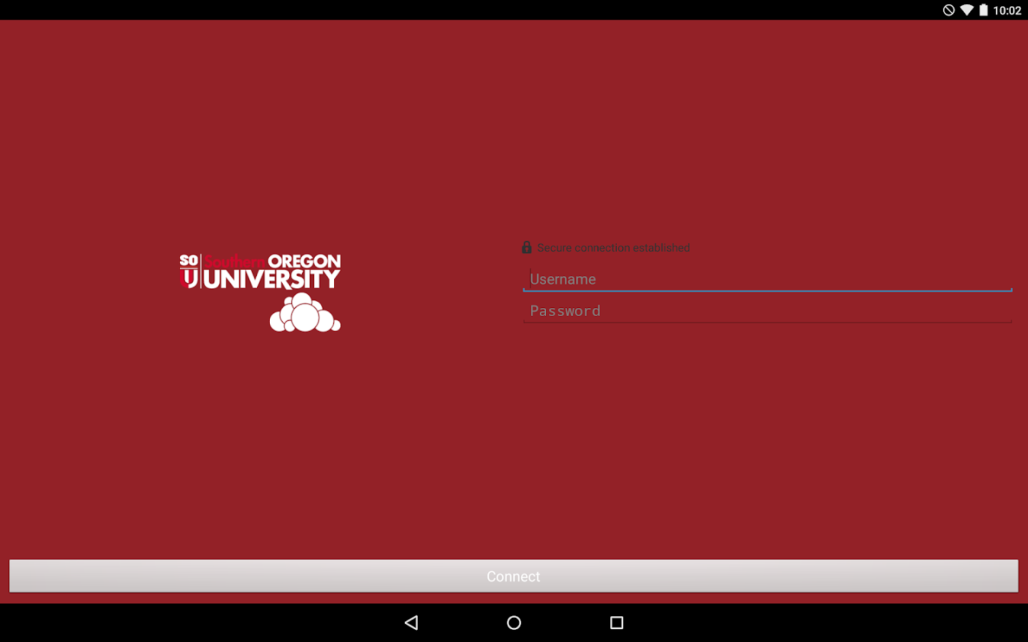 SOU ownCloud- screenshot
