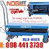 Xe nâng mặt bàn 750kg Noblift -Đức - call 098 441 3730 Ms Linh