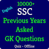 10,000+ SSC Previous Year Asked GK Questions
