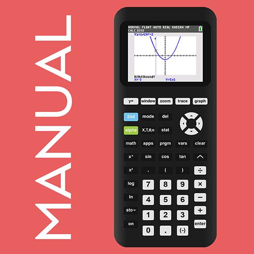 TI-84 CE Graphing Calculator Manual TI 84 - Apps on Google Play