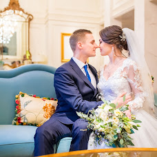 Wedding photographer Yuliya Burina (burina). Photo of 14.02.2017