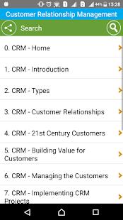 Customer Relationship Manag... - náhled