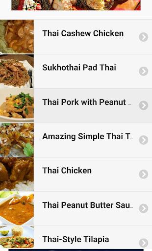 THAI FOOD RECIPES HOME