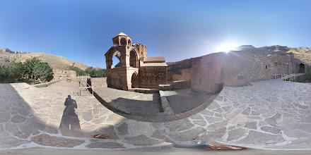 Photo: St. Stepanos Church, East Azarbaijan کلیسای استپانوس مقدس، آذربایجان غربی