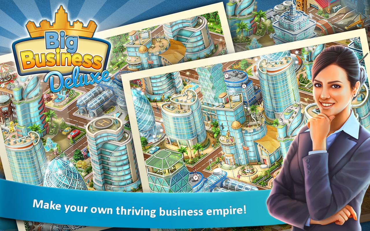 Big Business Deluxe - screenshot