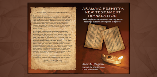 Aramaic New Testament - Apps on Google Play