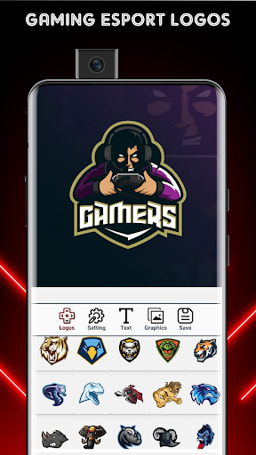 Logo Esport Maker Create Gaming Logo Maker Download Apk Free For Android Apktume Com