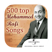 500 Top Mohammed Rafi Classic Old Hindi Songs