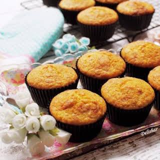 Orange Muffins.
