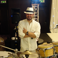 Musician For Hire Essex | Alex On Percussion | Platinum Disco