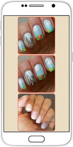 Fun Nail Designs in Steps
