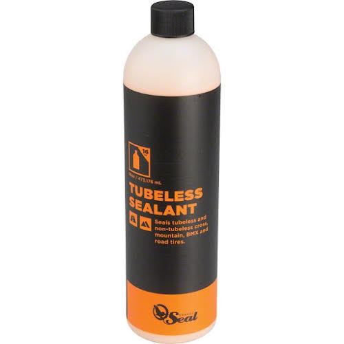 Orange Seal Tubeless Tire Sealant Refill - 16oz