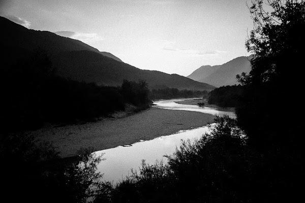 soca river di alpavio