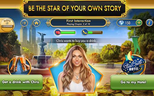 Black Diamond Casino Stories & Slots screenshot 9