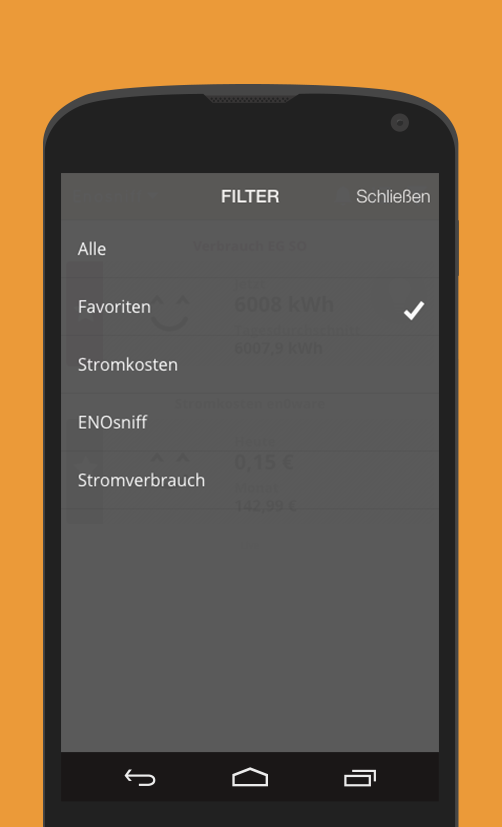 YouFootprint – Screenshot