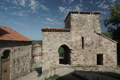 Die Ursprünge des Klosters Nekresi reichen bis in Jahr 400 zurück.