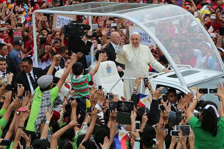 Giới trẻ sẽ gặp gỡ Đức Thánh Cha Phanxico trong thượng hội đồng tháng Mười