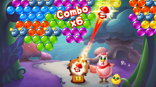 Bubble CoCo : Bubble Shooter 1.8.3.0 screenshots 11