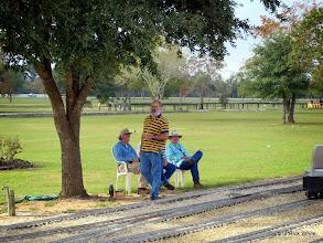 Photo: David Hannah, Andy Isles, and Ed Rains       2013-1116 RPW