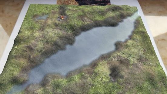 Geology AR screenshot