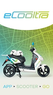 eCooltra scooter sharing 🏍- screenshot thumbnail