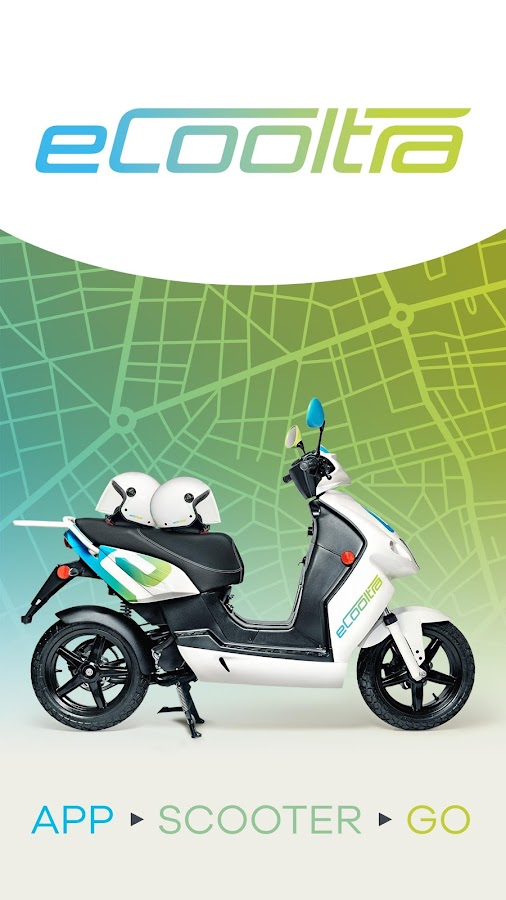 eCooltra: scooter sharing. Share electric scooters- screenshot