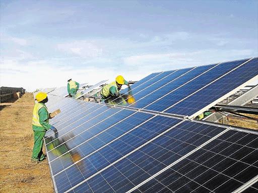 Solar power 'finally comes home'
