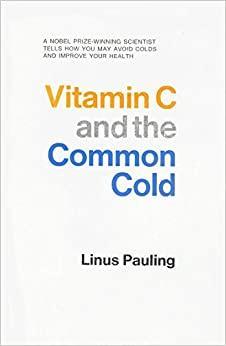 Vitamin C and the Commom Cold - Capa - erros na interpretação de dados da saúde e da ciência