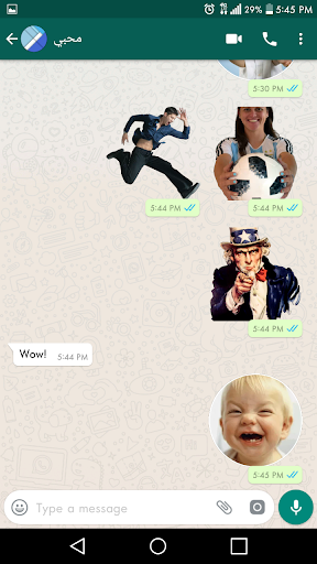 Sticker Maker Studio -Create Stickers for WhatsApp 1.1 Screenshots 14