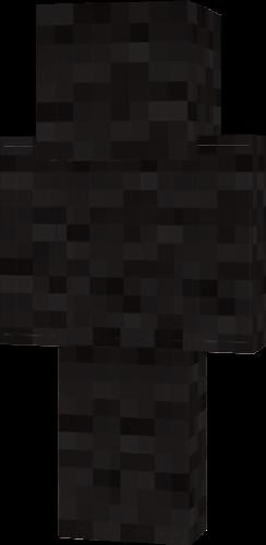 Black White Wool Skin Nova Skin