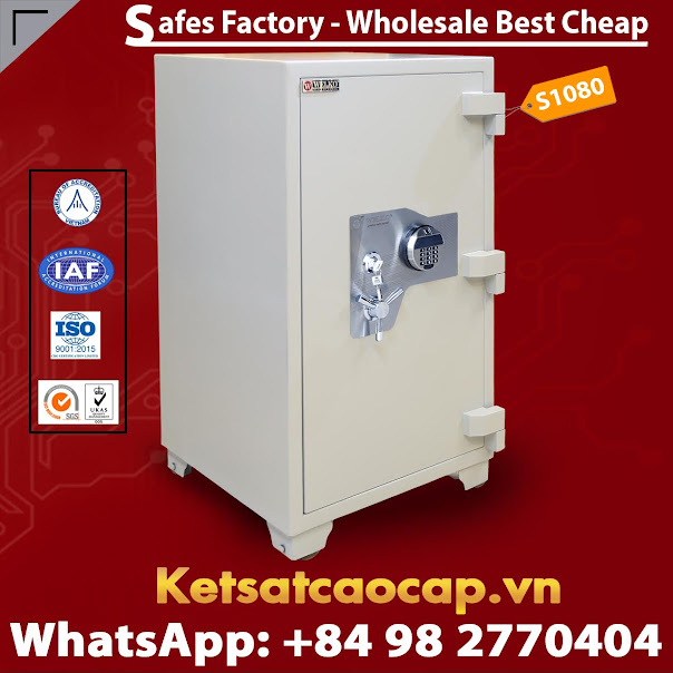 Fire Resistant safes Factory