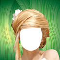 Hair Salon Photo Montage icon