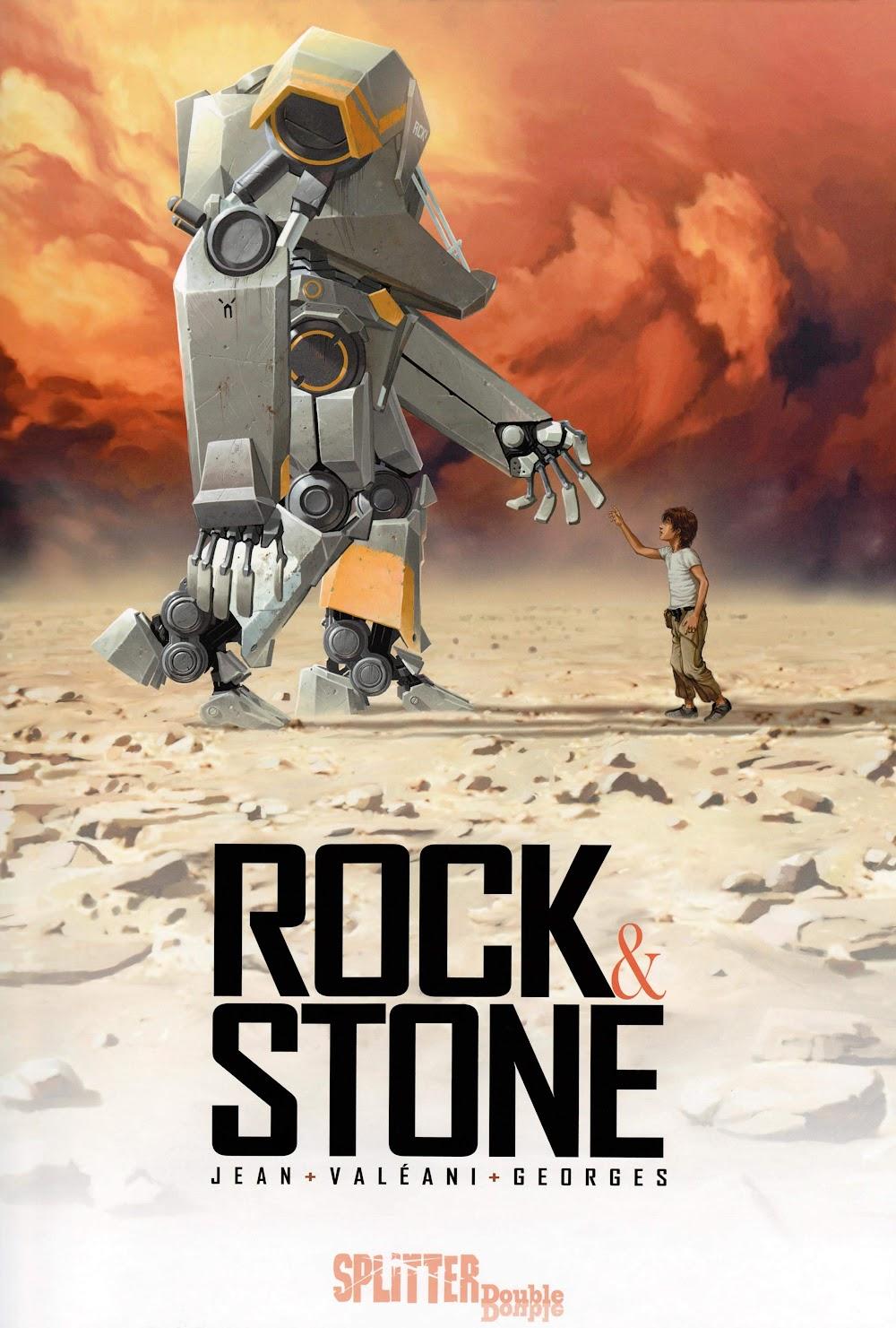 Rock & Stone (2016)
