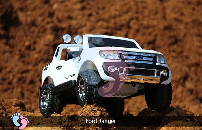 Ô tô điện trẻ em 2 chỗ ngồi Ford Ranger 3