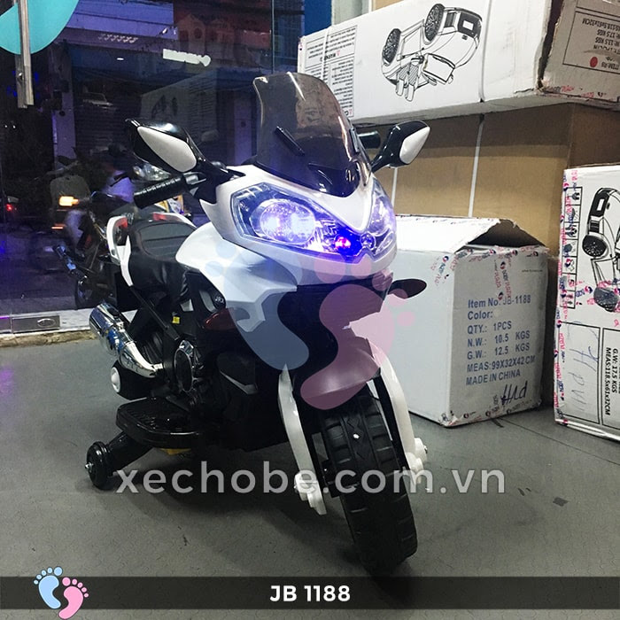 Xe mô tô điện trẻ em JB-1188 2
