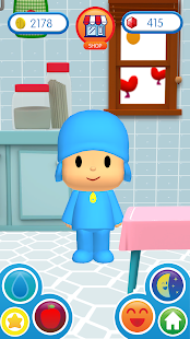 Talking Pocoyo 2 Screenshot