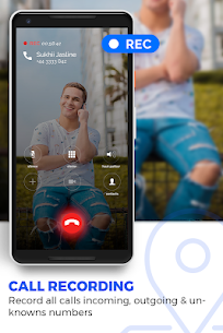 Caller ID: Call Recorder, Spam blocking App Download For Android 5