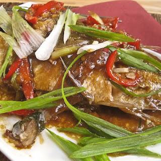 Chinese Red Snapper Recipes