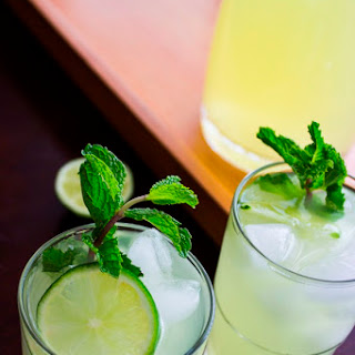 Mint Julep With Lemonade Recipes