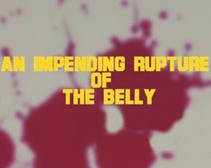 Impending Rupture of the Belly