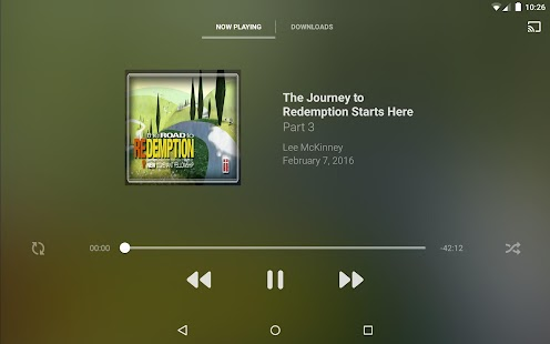 The NCF Church App- screenshot thumbnail