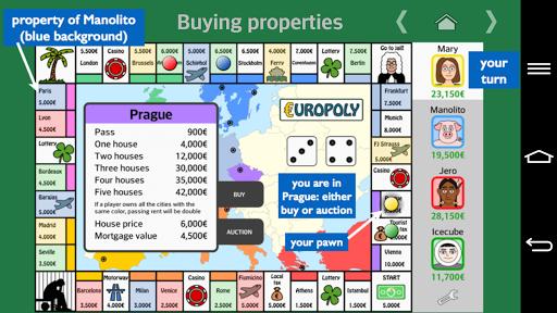 Europoly 1.2.1 Screenshots 4