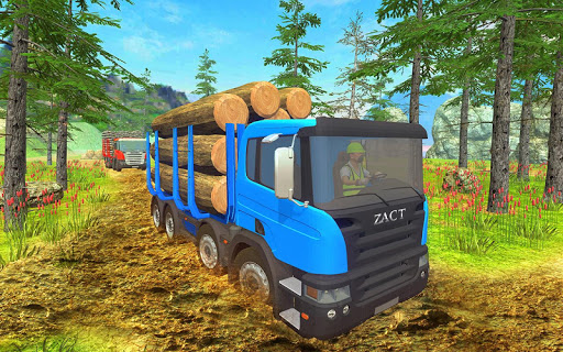 Mud Truck Driver : Real Truck Simulator cargo 2019 1.09 de.gamequotes.net 2