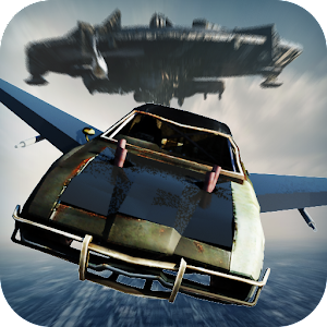 Flying Car Driving Survival for PC and MAC